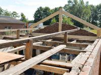 nieuw dak en zoldertje